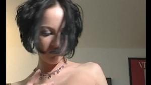 skinny raven girl stip s - Julia Reaves