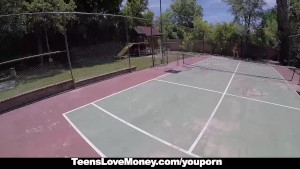 TeensLoveMoney - Tennis Slut F