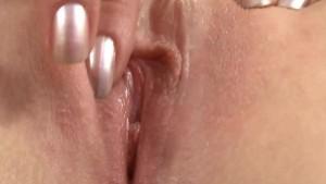 Abigail Fingers Clit Until Orgasm
