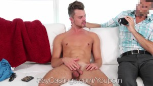 GayCastings - Cute twink wants to become a pornstar