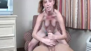 Petite Babe s Got Some Throbbi