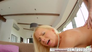 allinternal horny blonde gets nailed hard doggystyle xxx.harem.pt
