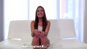 CastingCouch-X - Alexa Raye spreads her long legs at her porn audition