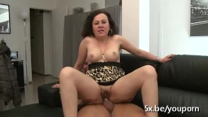 French mature Rebbeca fucked