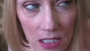 Amateur GILF Expects Rough Sex