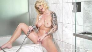 Daisy Monroe showers