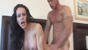 naughty tranny want some exotic nailed only at pornmike.com
