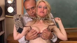 Horny old spunker is a super hot fuck and loves to eat cum
