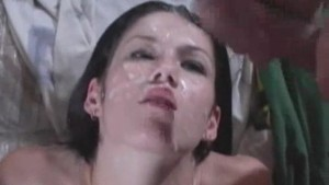 FACES OF CUM Allie Sin 3