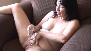 Super sexy old spunker imagines you fucking her juicy pussy