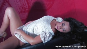 Jayden Jaymes Oily Red Wall