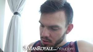 ManRoyale - Brenner Bolton Seduces Straight Jason Maddox