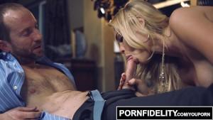 PORNFIDELITY - Big Tittied Exotic Babe Skyla Novea Creampied