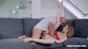 Alexis Crystal Gets Creampied by an Old Friend