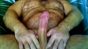 Man Hairy swalow cum