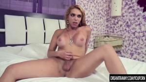 Blond Flip-Flop Sex