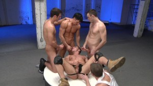 Massage Him With All Our Jizz - Hot House
