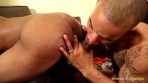 NextDoorEbony Huge Cock Black Dudes Craves Cock