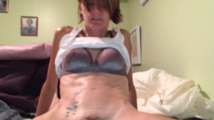 skinny wife with hairy pussy riding and creampie quicky