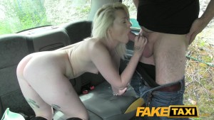 FakeTaxi Scottish lass rides b