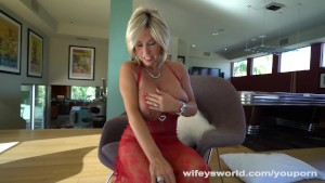 Big Titty Cougar Gets Fucked And Swallows Cum
