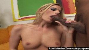 AdultMemberzone – Hot blonde
