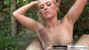Summer can t wait to have cock in her asshole