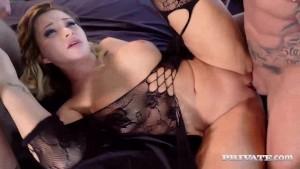 Bubble Butt Anna Polina Gets Fucked Hard