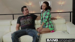 BANG.com: Tight Tiny Pussies Struggle To Fit A Huge Dick