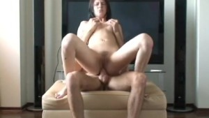 girl learns to passion anal pleasure in homegrown vid