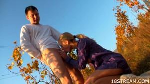 supreme outdoor sex scenes – Free Porn Video