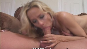 Milf Gets Exactly What She Needs