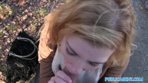 Public Agent Hot Lost blonde s