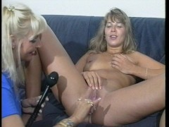 Hot Dildo Demonstration