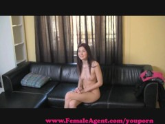 FemaleAgent. Strap on seduction