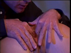 New College Chick For Pussyman - Feline Films