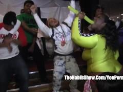 Booty bash ghetto hood fest chiraq with bdeala killinois p1