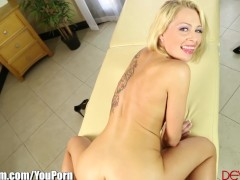 DevilsFilm Zoey Monroe Ass to Mouth Fucking