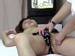 Spycam Reluctant Girl gynecologist Sex 3