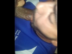 arab guy gets bbc off in less than 4 minutes