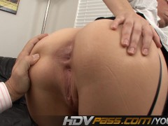 MILF Dana Dearmond Getting Rough Anal Doggystyle