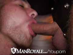 ManRoyale - Dimitri Kane Gets Fucked By Derek Parker