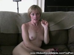 Son Asks Step Mom To Teach Him How To Fuck