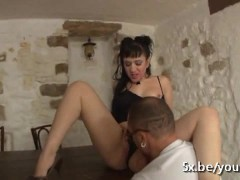 Hot Spanish Azarha analfucked
