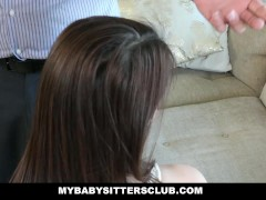 Mybabysittersclub- Lazy Babysitter Fucks To Keep Job