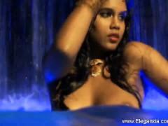 Beautiful Bollywood Water Babe