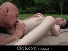 Dad Fucks Teen Step Daughter Cums In Her Mouth To Swallow