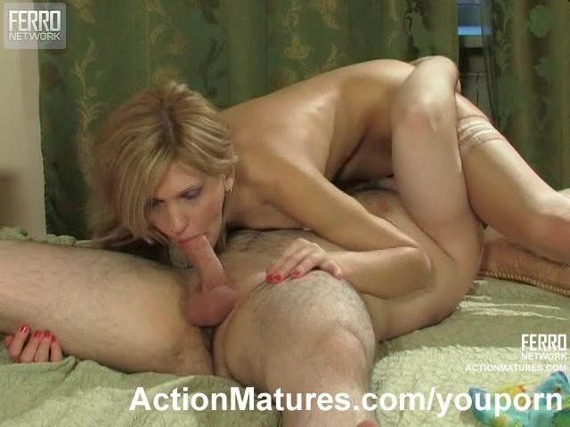 Wife fucked by young man and she loved that