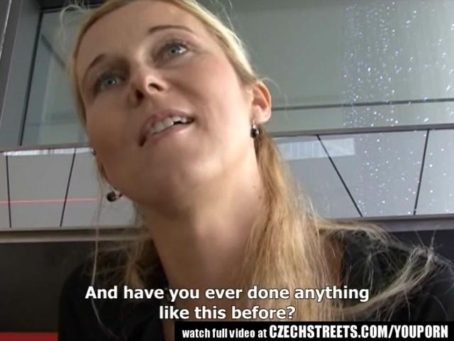 Public Sex With Czech Strangers Porn Videos  Pornhubcom