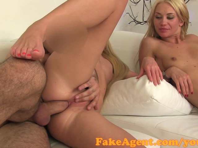 Fake casting auditions anal